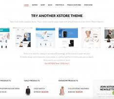 Xstore webshops